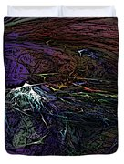 Abstract 030211 Duvet Cover