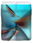 Abstract 040411 Duvet Cover