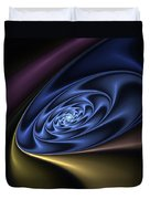 Abstract 040610 Duvet Cover