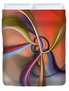 Abstract 0414111 Duvet Cover