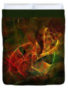 Abstract 051011 Duvet Cover