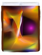 Abstract 052411b Duvet Cover