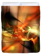 Abstract 060110a Duvet Cover