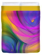 Abstract 060611b Duvet Cover