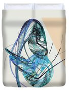 Abstract 061011b Duvet Cover