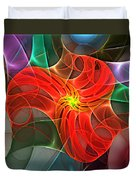 Abstract 061710a Duvet Cover
