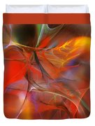 Abstract 062910a Duvet Cover