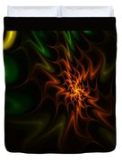 Abstract 070110 Duvet Cover
