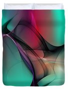 Abstract 070310 Duvet Cover