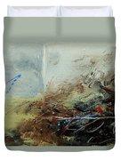 Abstract 070408 Duvet Cover by Pol Ledent