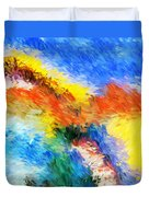 Abstract 070411 Duvet Cover