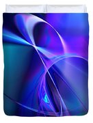 Abstract 070810b Duvet Cover