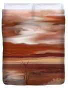 Abstract 080210 Duvet Cover