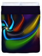 Abstract 080510 Duvet Cover