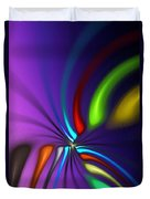 Abstract 080610a Duvet Cover