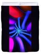 Abstract 080610b Duvet Cover