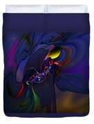 Abstract 080710 Duvet Cover