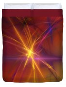 Abstract 081210a Duvet Cover