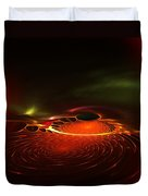 Abstract 081410a Duvet Cover