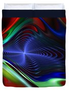 Abstract 081510 Duvet Cover