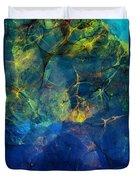 Abstract 081610 Duvet Cover
