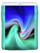 Abstract 0902 B Duvet Cover