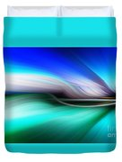 Abstract 0902 M Duvet Cover