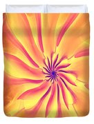 Abstract 090510 Duvet Cover