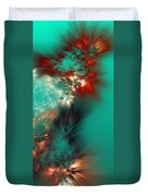 Abstract 090710 Duvet Cover