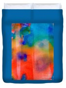 Abstract 1 Duvet Cover