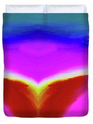 Abstract 102x By Nixo Duvet Cover