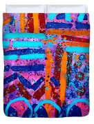 Abstract 10316 II Duvet Cover