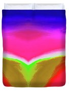 Abstract 104x By Nixo Duvet Cover