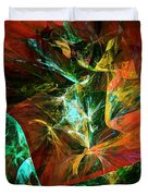 Abstract 110810 Duvet Cover