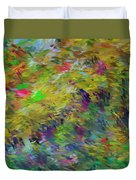 Abstract 111510 Duvet Cover