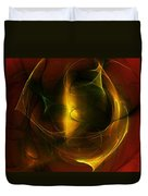 Abstract 120610a Duvet Cover