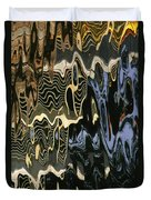 Abstract 13 Duvet Cover