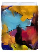 Abstract 1412 Duvet Cover