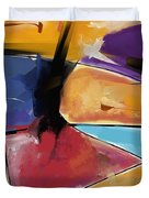 Abstract 1445 Duvet Cover