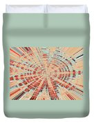 Abstract #149 Duvet Cover