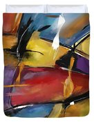 Abstract 1509 Duvet Cover