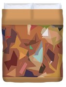 Abstract 16 Duvet Cover