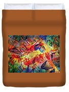 Abstract 17-05 Duvet Cover