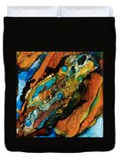 Abstract 17 Duvet Cover