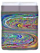 Abstract 2 Duvet Cover