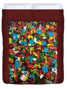 Abstract 2018-03 Duvet Cover