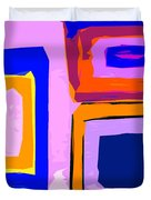 Abstract 223b Duvet Cover