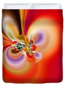 Abstract 239 Duvet Cover