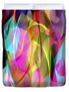 Abstract 3366 Duvet Cover