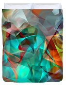 Abstract 3540 Duvet Cover